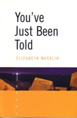 cover of 'You've Just Been Told' by Elizabeth Macklin