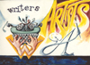 return to writersartists home page (logo by artist Van Howell)