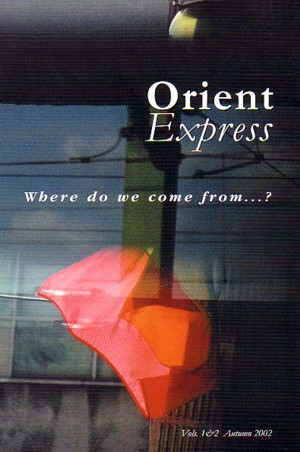 cover of Orient Express, Vols 1 & 2, Autumn 2002